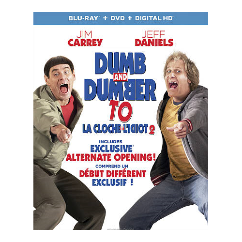 Dumb and Dumber To (Combo Blu-ray) (2014)