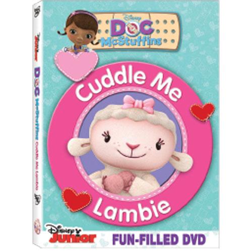 Doc McStuffins: Cuddle Me Lambie (English)