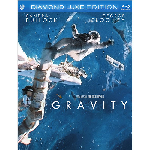 Gravity (Special Edition) (Blu-ray) (2014)
