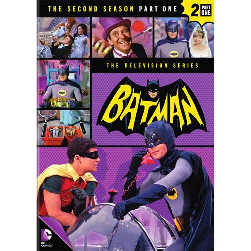 Batman : Saison 2, partie 1 (DC Universe)