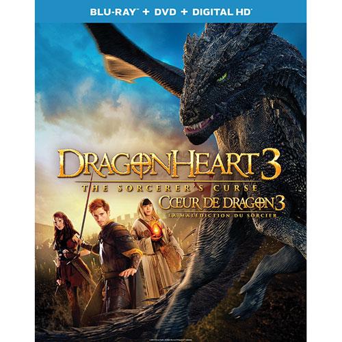 Dragonheart 3: Sorcere's Curse (Blu-ray)