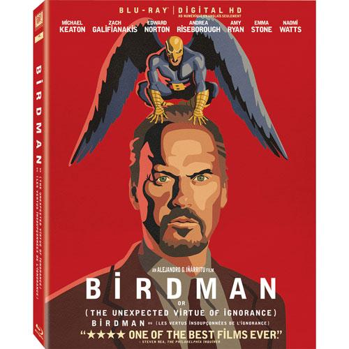 Birdman (Blu-ray) (2014)