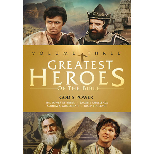 Greatest Heroes of the Bible: Volume 3