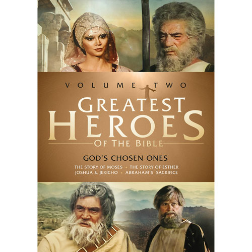 Greatest Heroes of the Bible: Volume 2