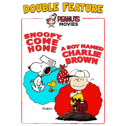 Peanuts Double Feature