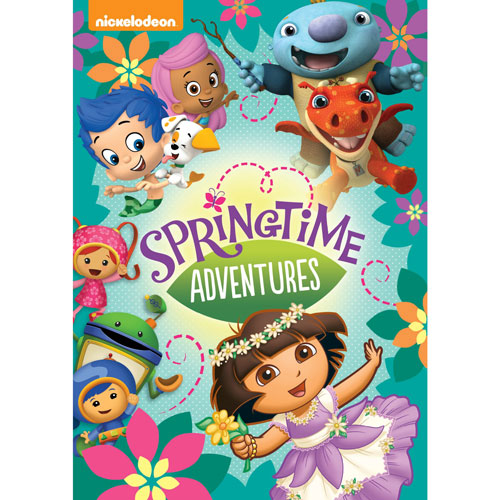 Nickelodeon Favorites: Springtime Adventures