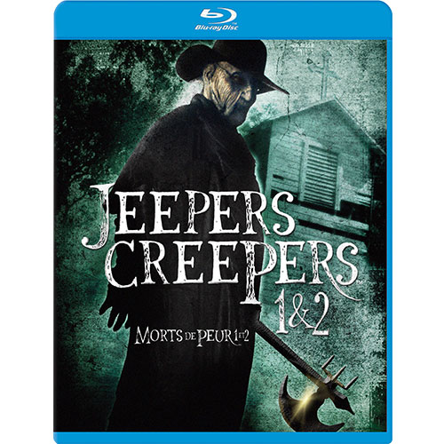 Jeepers Creepers Double Features (Blu-ray Combo)