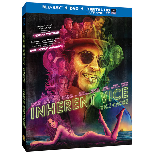 Inherent Vice (Blu-ray Combo)