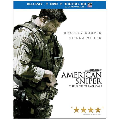 American Sniper (Blu-ray Combo) (2014)