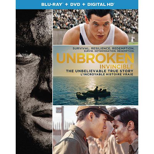 Unbroken (Combo de Blu-ray) (2014)