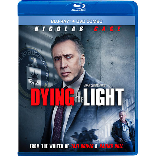 Dying of the Light (combo Blu-ray) (2014)