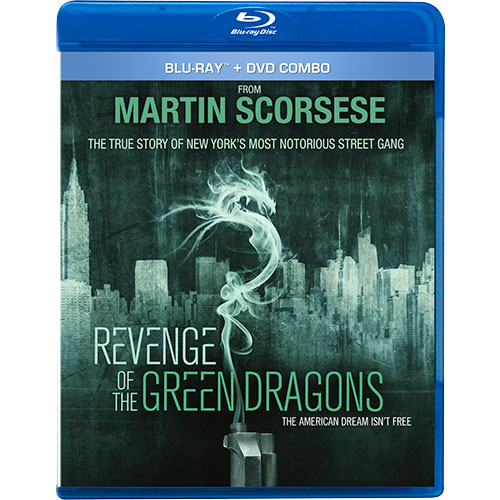 Revenge of the Green Dragons (Blu-ray Combo)