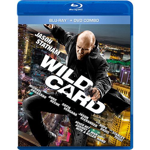 Wild Card (Blu-ray Combo)
