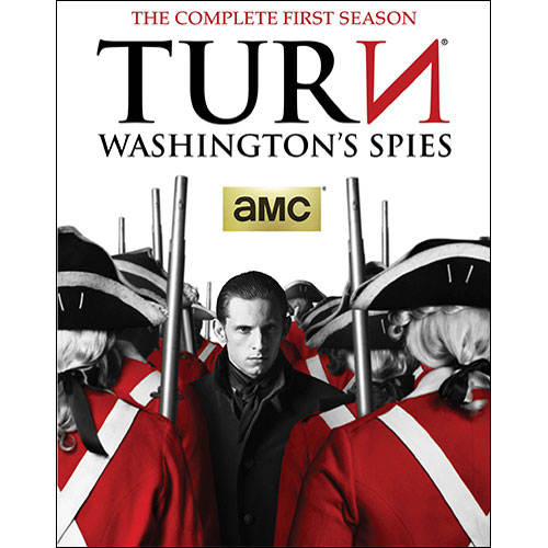 Turn: Washington's Spies: Saison 1 (Blu-ray)
