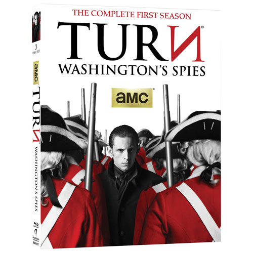 Turn: Washington's Spies: Saison 1