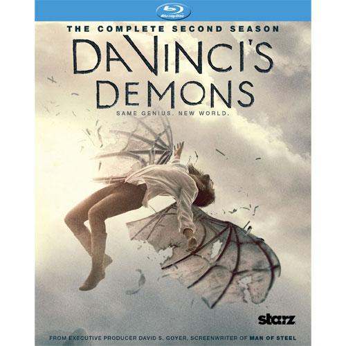 Da Vinci's Demons - Saison 2 (Blu-ray)