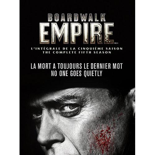 Boardwalk Empire: saison 5 (bilingue)