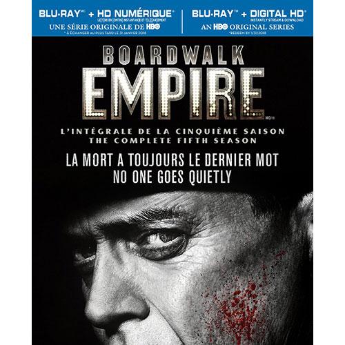 Boardwalk Empire: Season 5 (Bilingual) (Blu-ray)
