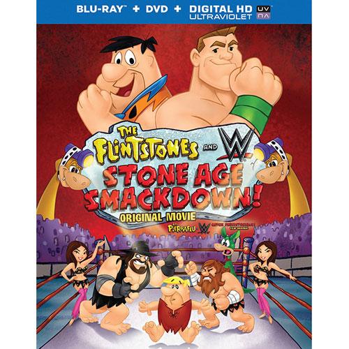 Flintstones WWE: Stone Age Smackdown (Blu-ray)
