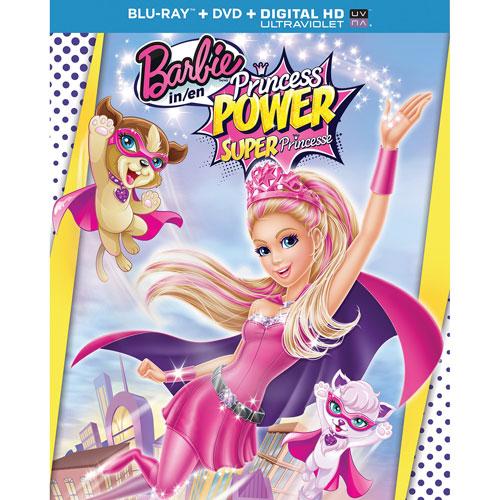 Barbie Princess Power (Blu-ray)