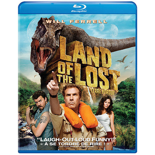 Land of The Lost (Blu-ray) (2009)