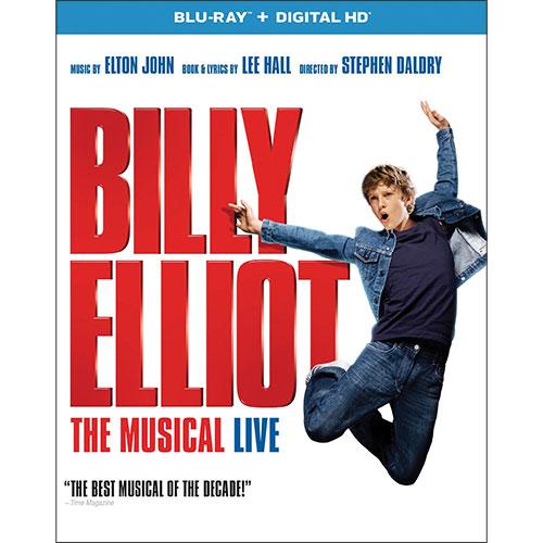 Billy Elliot, the Musical (Blu-ray)