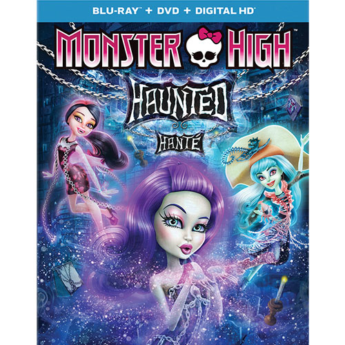 Monster High Haunted (Blu-ray)