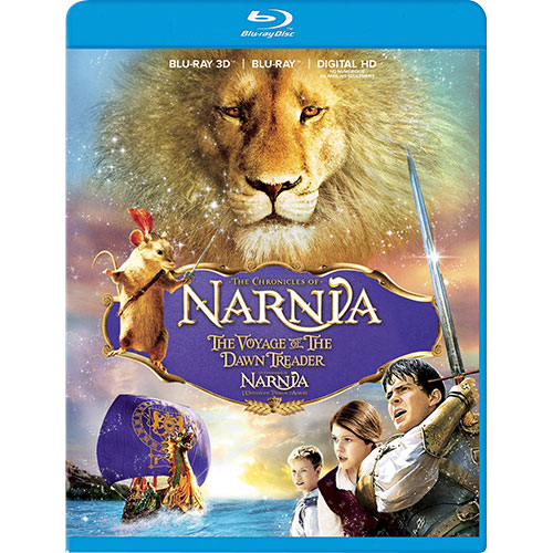 The Chronicles Of Narnia: The Voyage Of The Dawn Treader (3D Blu-ray Combo) (2010)