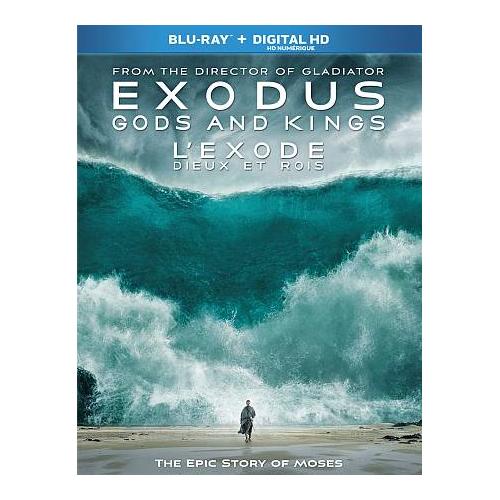 Exodus: Gods and Kings (Blu-ray) (2014)