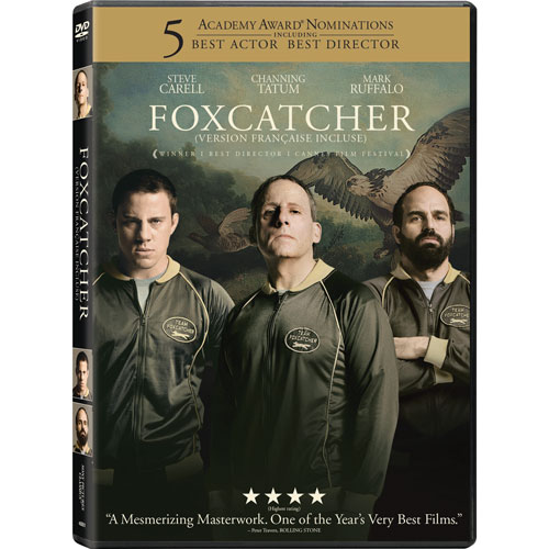 Foxcatcher (Bilingual)