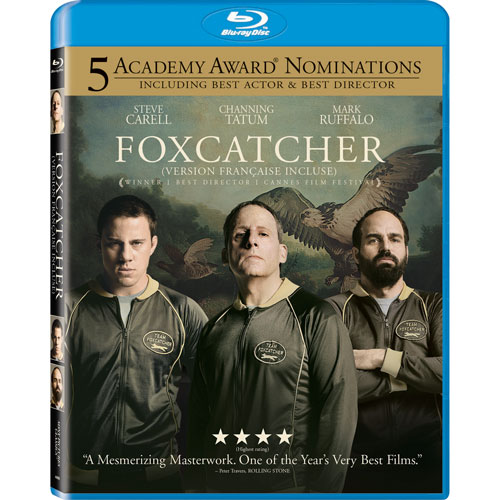 Foxcatcher (Bilingual) (Blu-ray)