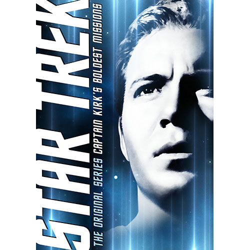 Star Trek : The Original Series - Captain Kirk's Boldest Missions