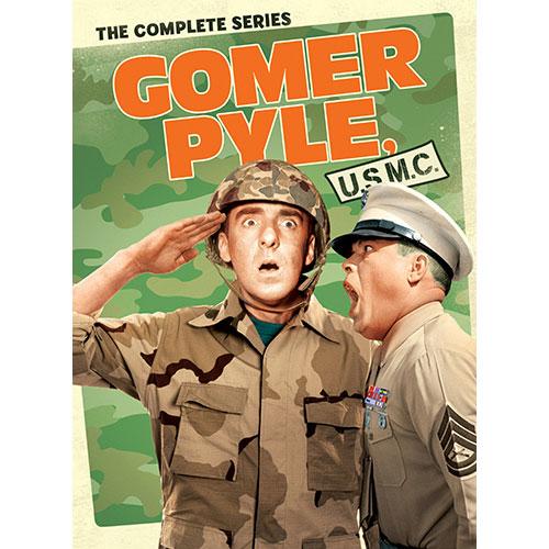 Gomer Pyle U.S.M.C.: l'intégrale de la série (Mega Pack)