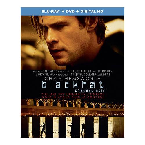 Blackhat (Combo Blu-ray) (2015)