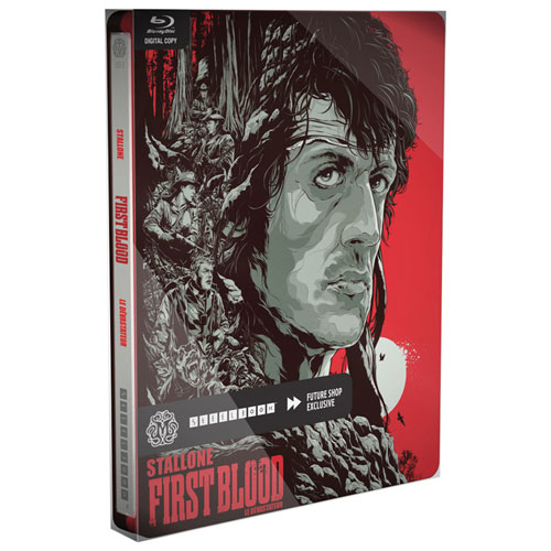 First Blood (Mondo X SteelBook) (Only at Best Buy) (Blu-ray)