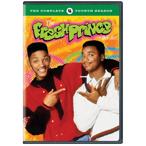 Fresh Prince of Bel-Air- Season 4