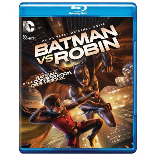 Batman vs Robin (DC Universe) (Blu-ray Combo)