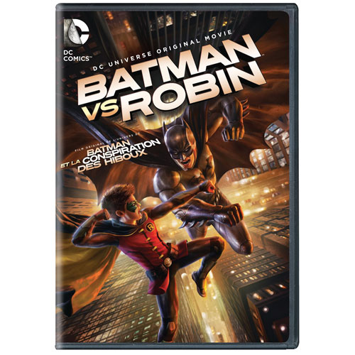 Batman vs Robin (DC Universe)