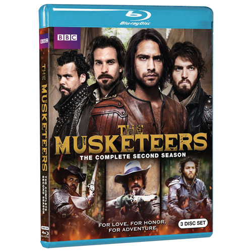 Musketeers The: Saison 2 (Blu-ray)