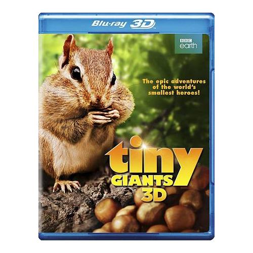 Tiny Giants (3D Blu-ray)