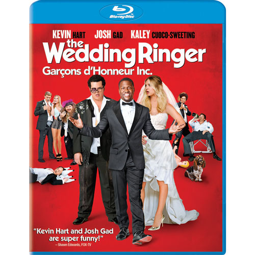 Wedding Ringer (Blu-ray) (2015)