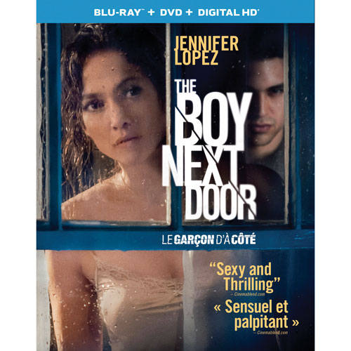 Boy Next Door (Combo Blu-ray) (2015)