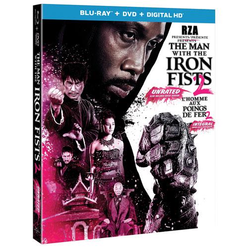 Man With Iron Fists 2 (Combo Blu-ray) (2015)