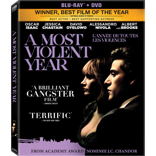 Most Violent Year (Blu-ray Combo)