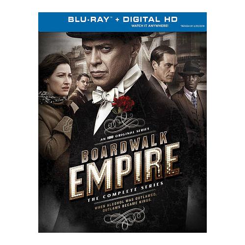 Boardwalk Empire: Complete Series (Blu-ray)