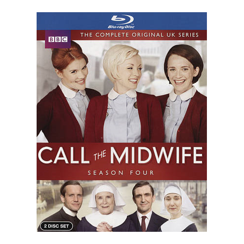 Call the Midwife saison 4 (Blu-ray)