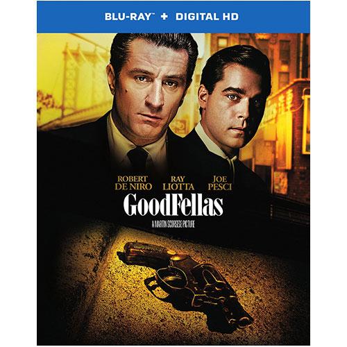 Goodfellas (25th Anniversary Edition) (Blu-ray) (1990)