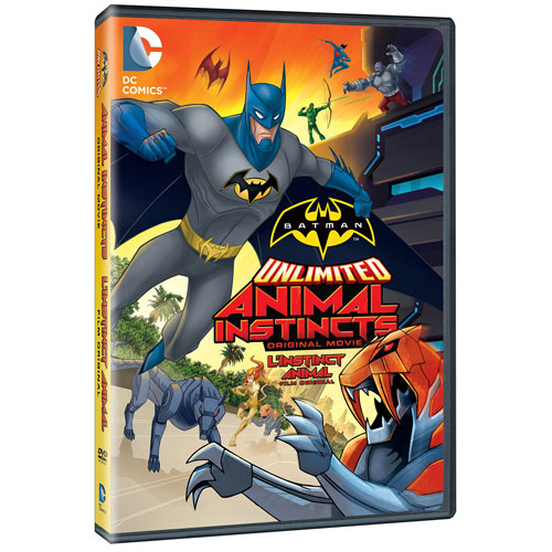Batman Unlimited Animal Instincts (DC Universe)