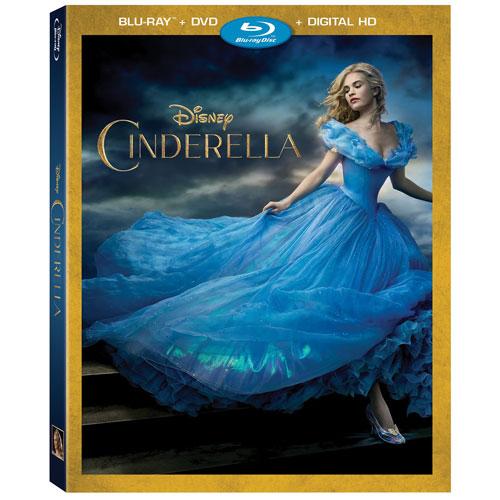 Cinderella (anglais) (combo Blu-ray) (2015)