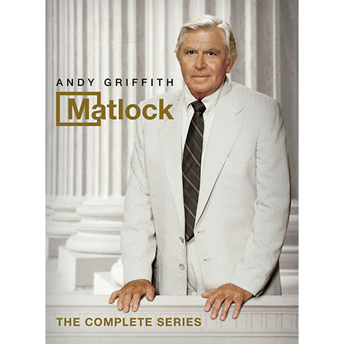 Matlock: The Complete Series (Mega Pack)